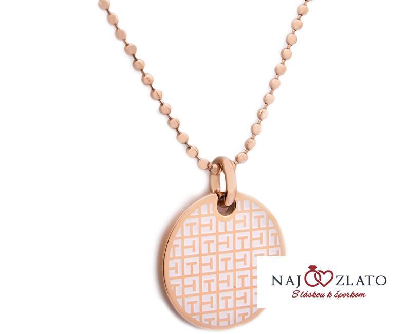 382b07b1c Dámský pozlacený náhrdelník TH2700803 Dámský pozlacený náhrdelník TH2700803  1