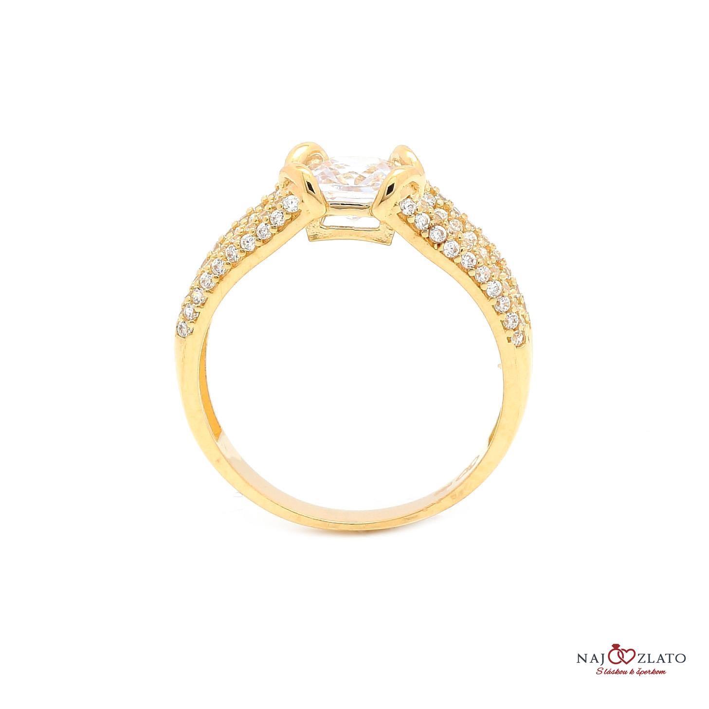 zlatý zásnubný prsteň marijana zlatý zásnubný prsteň marijana 2 ... 186ff221d29