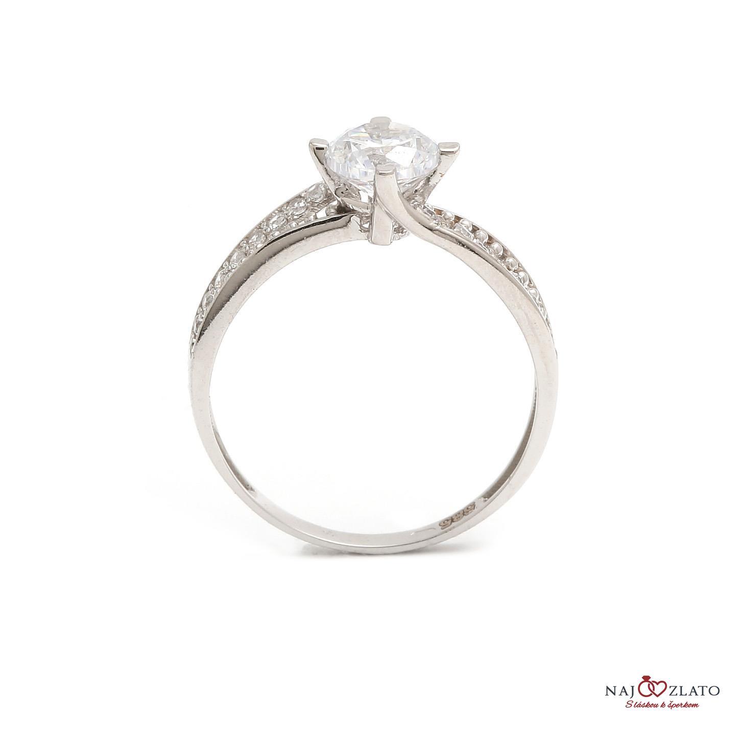 ... zlatý zásnubný prsteň nova 2 dd983330de1