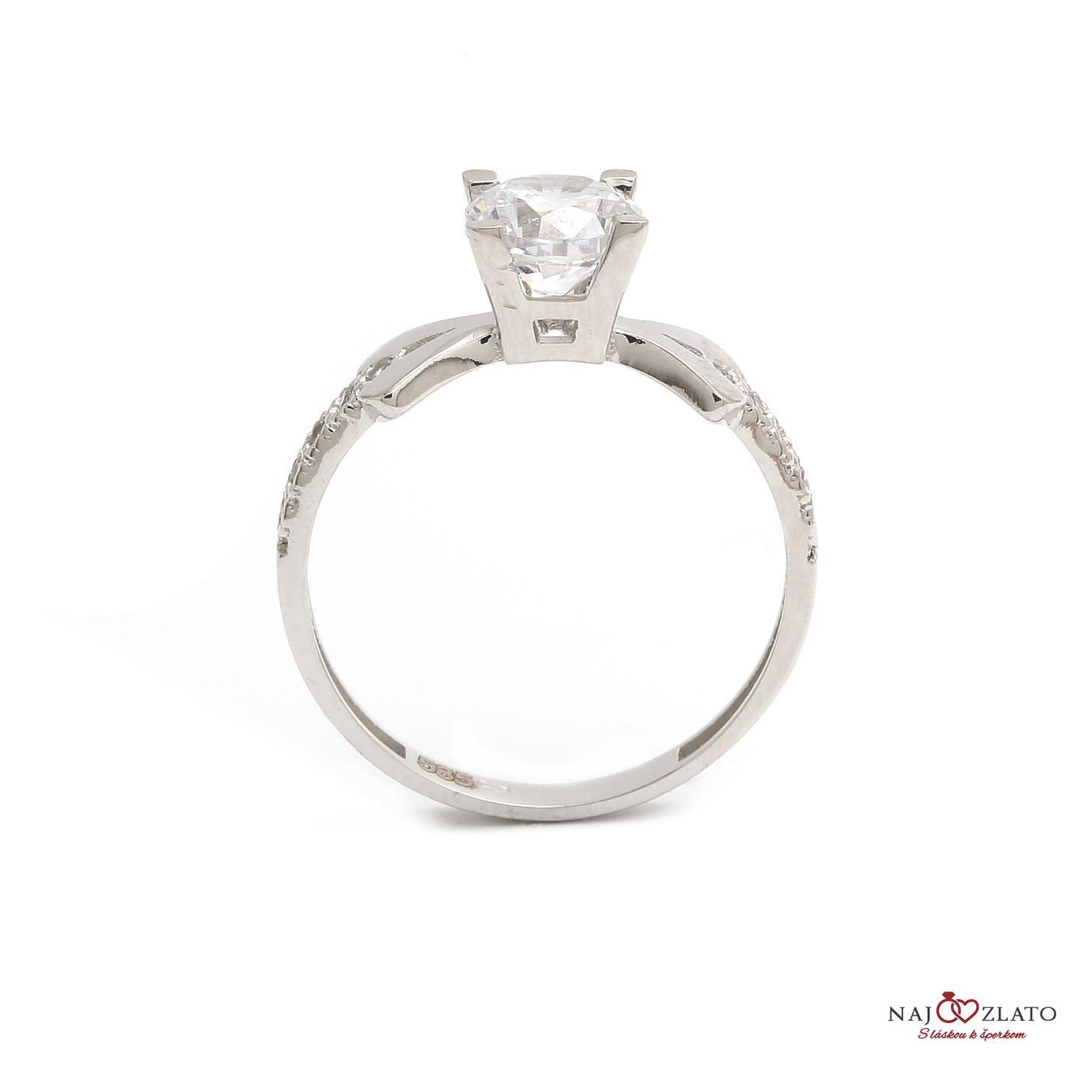 zlatý zásnubný prsteň shadi zlatý zásnubný prsteň shadi 2 ... ecb5074c046